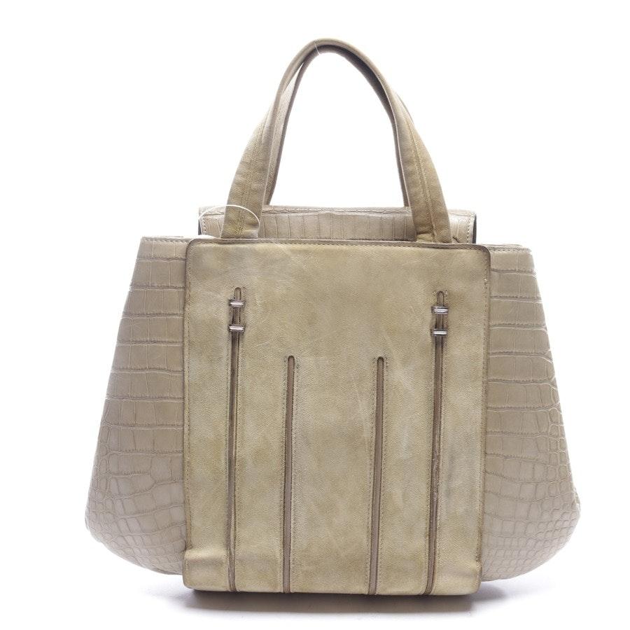 Handtasche von Brioni in Graugrün