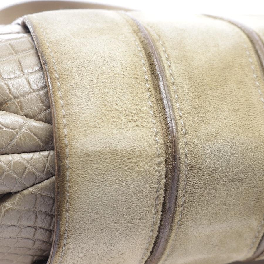 handbag from Brioni in graugrün