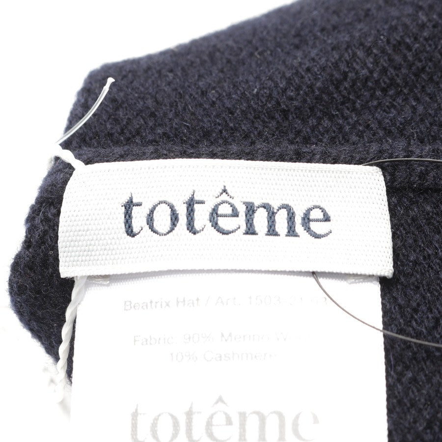 caps from Totême in navy size One Size - beatrix has