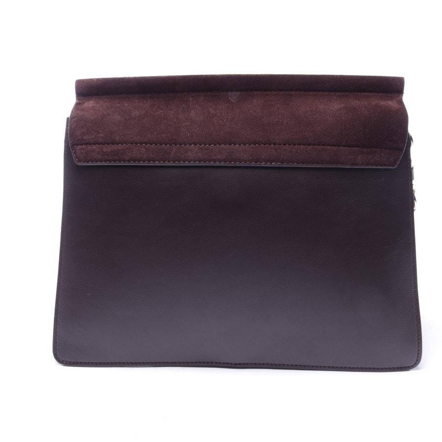 shoulder bag from Chloé in brown - faye medium