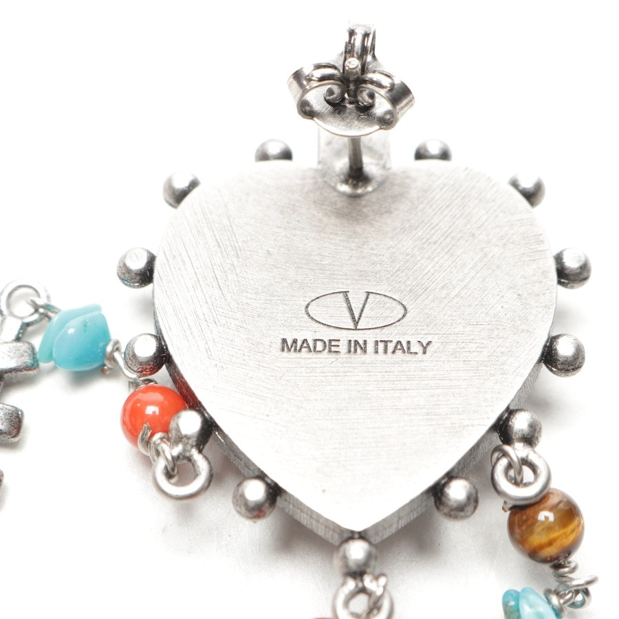 jewellery from Valentino in silver and multicolor - new