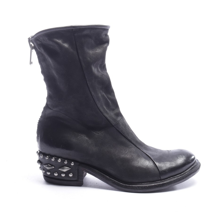 ankle boots from A.S.98 in black size EUR 41 - new