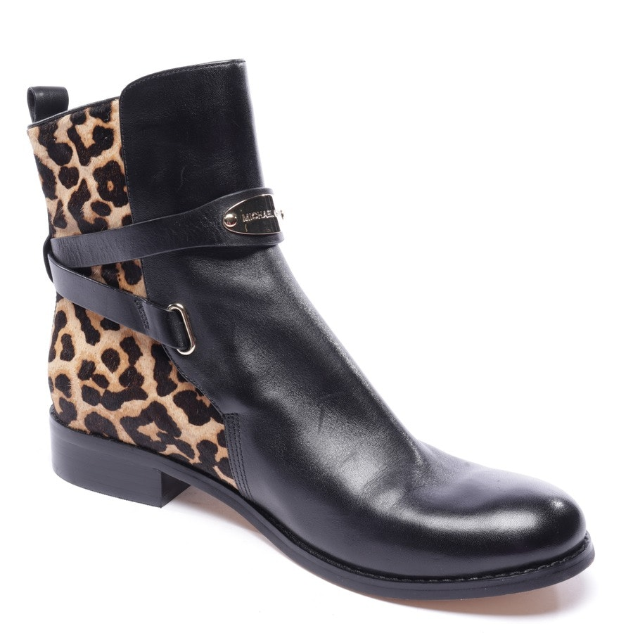 ankle boots from Michael Kors in black and brown size EUR 39 US 8,5 - new