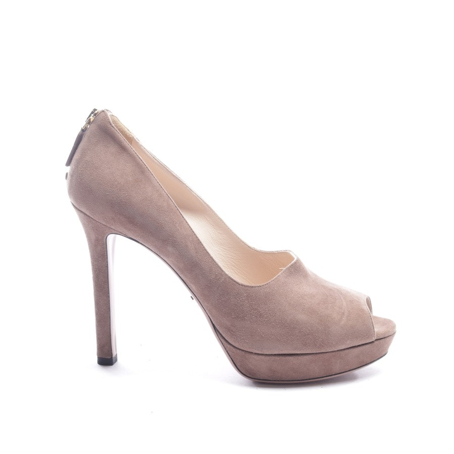 pumps from Prada in beige brown size EUR 40,5 - new