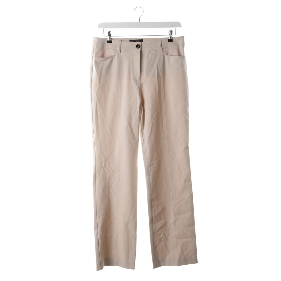 trousers from Marc Cain in nude size 44 N6