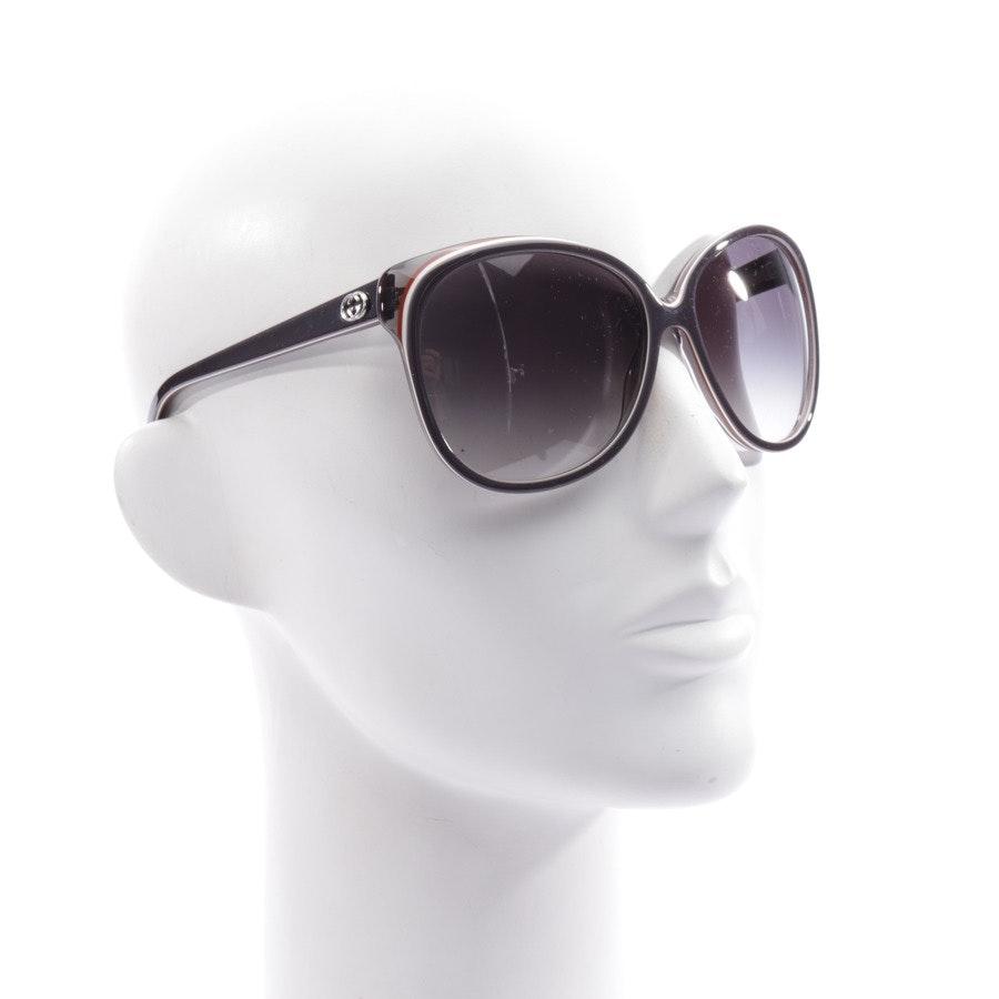 Sonnenbrille von Gucci in Graubraun und Multicolor - GG3165/S