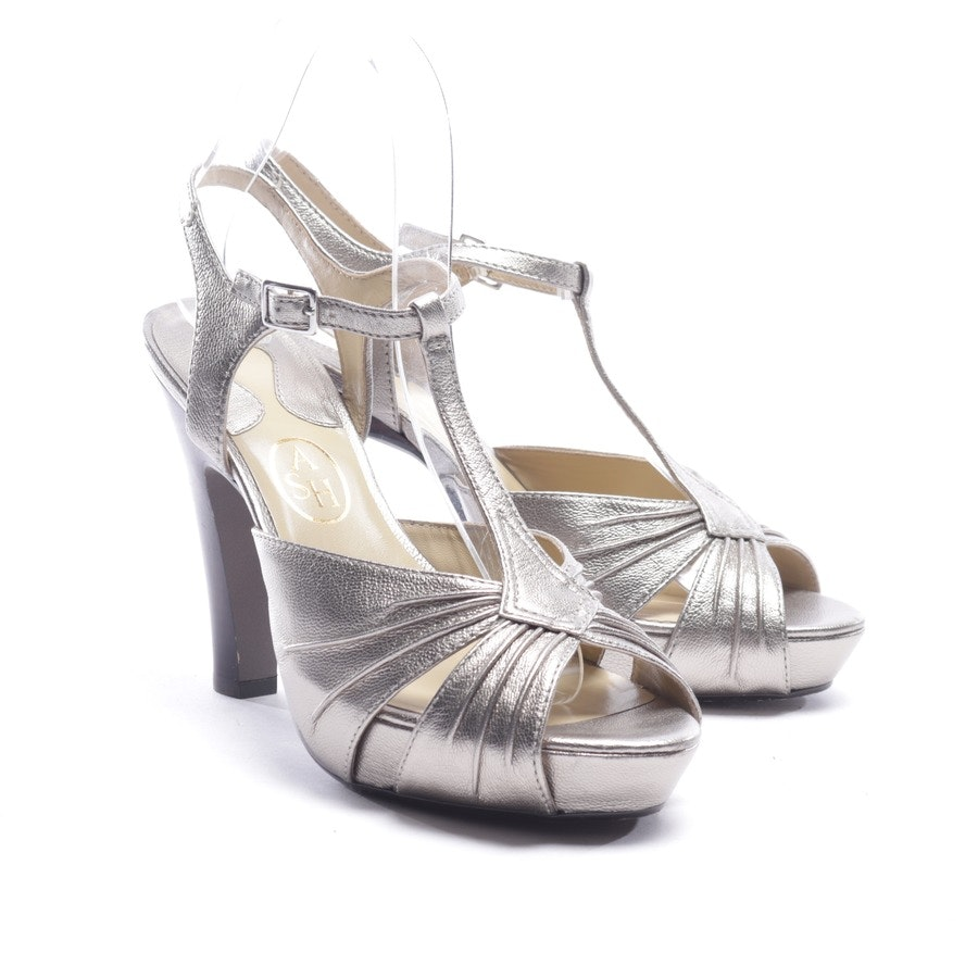 heeled sandals from Ash in gold size EUR 39