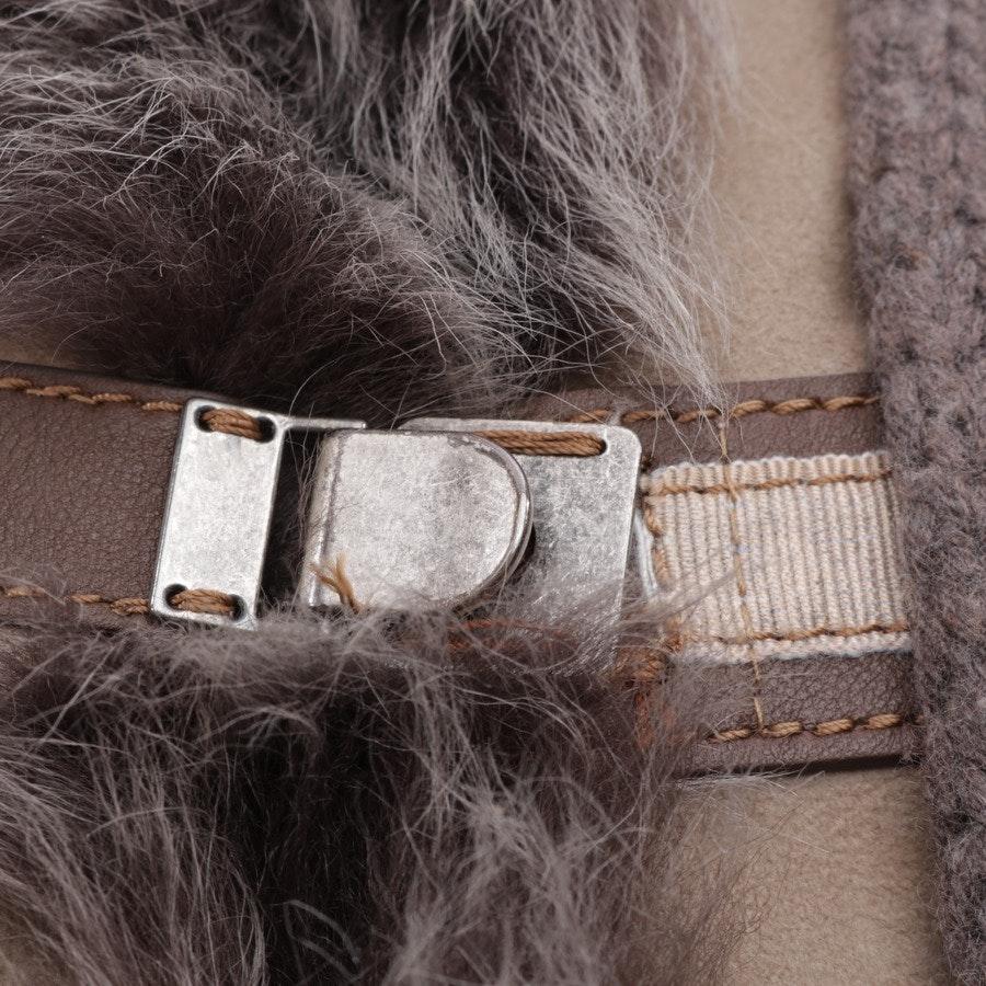 waistcoat from Fabiana Filippi in brown size 34