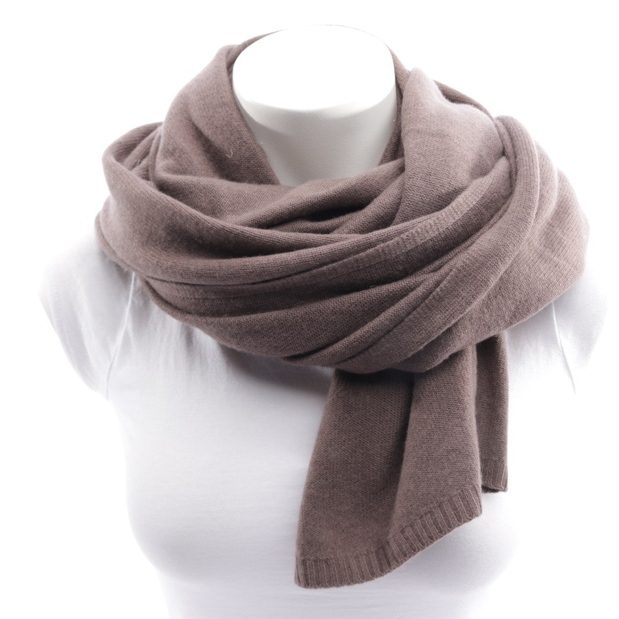 scarf from Hemisphere in taupe