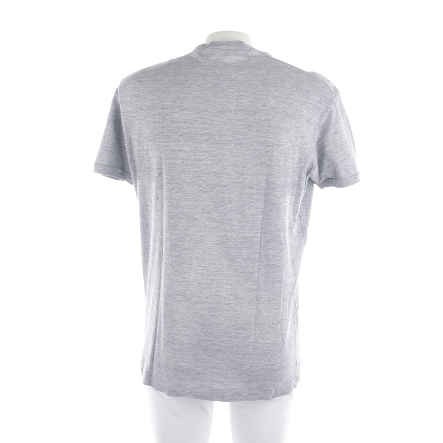 t-shirt from Dsquared in grey mottled size XL