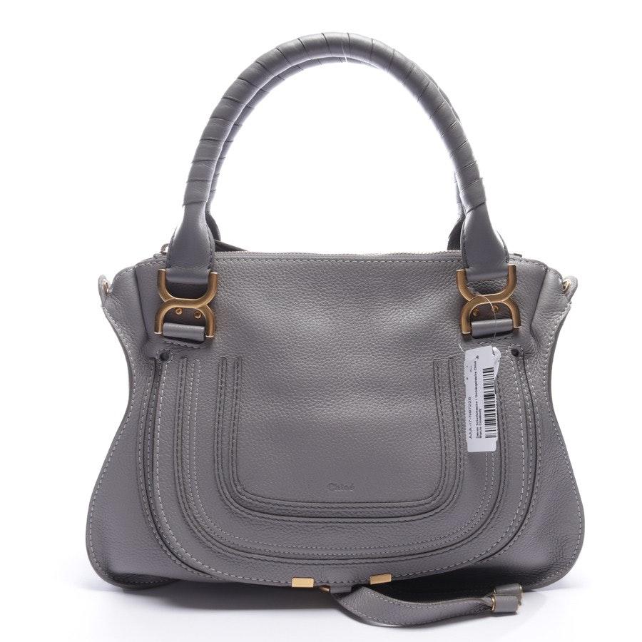 shoulder bag from Chloé in grey - marcie crossbody