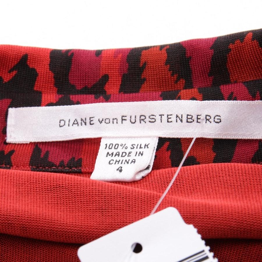 dress from Diane von Furstenberg in black and red size 34 US 4