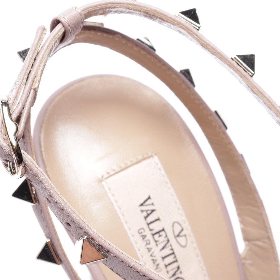 Pumps von Valentino in Nude Gr. EUR 37,5 - Rockstud