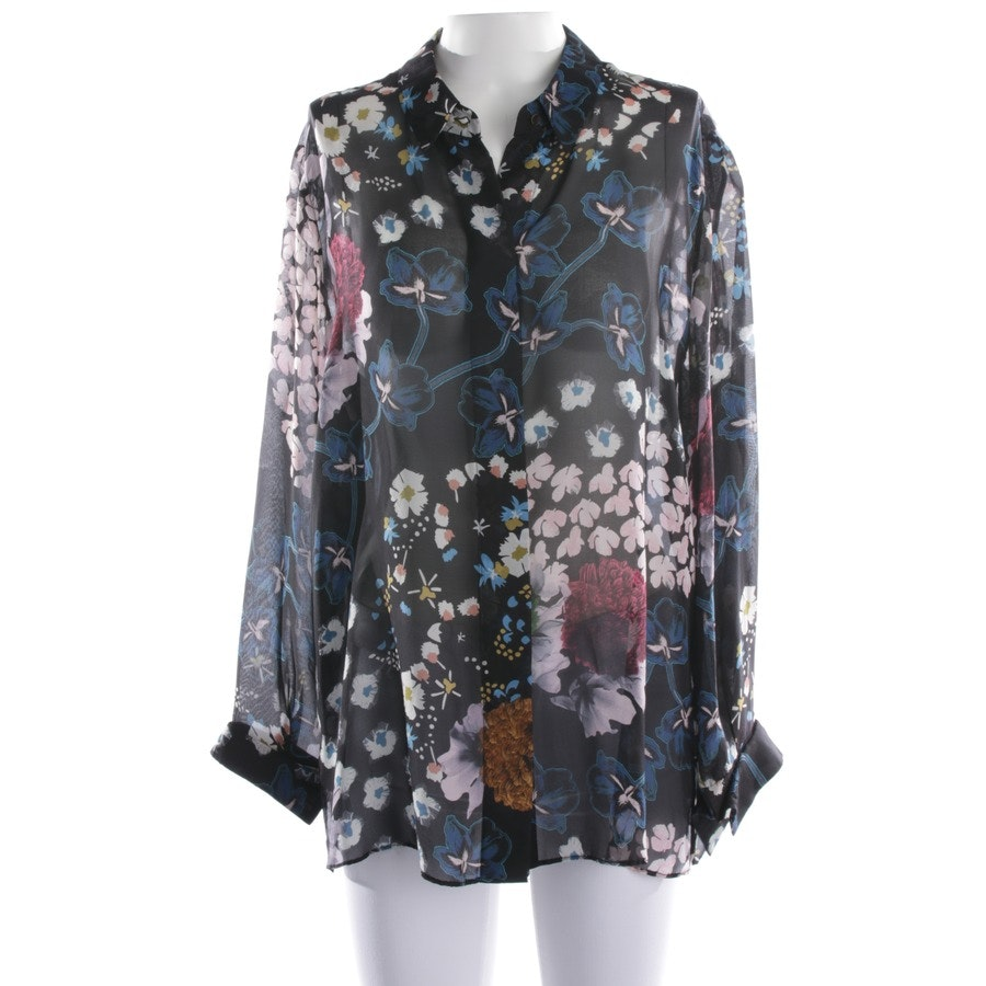 blouses & tunics from Dorothee Schumacher in black and blue size 40 / 4