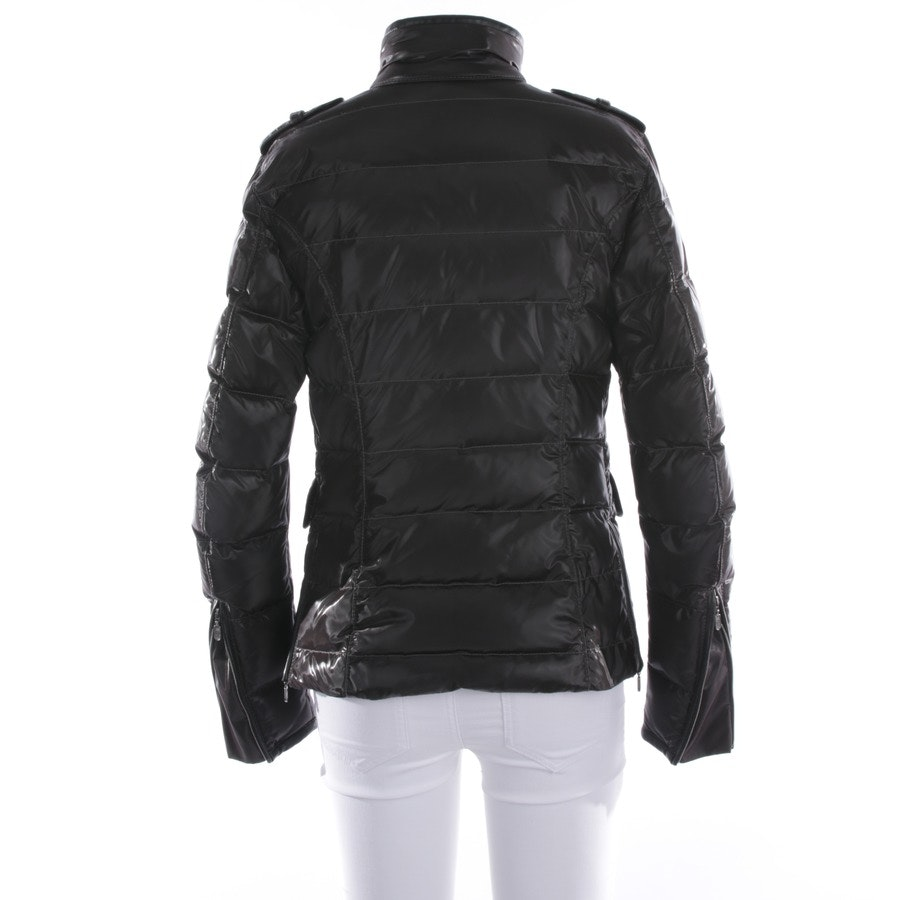 between-seasons jackets from Belstaff in black and silver size 34