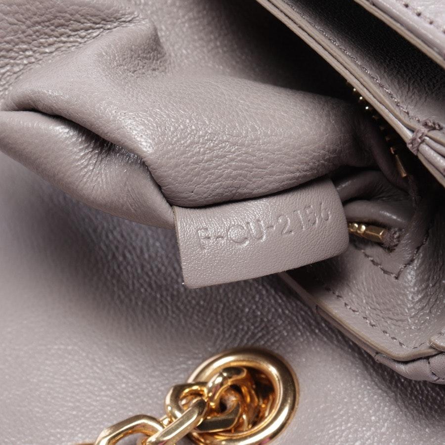 Schultertasche von Céline in Graubraun - C Bag Small - NEU