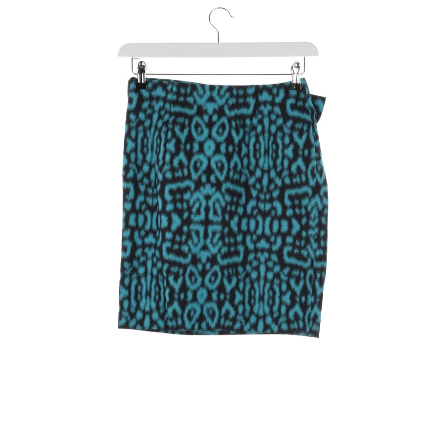 skirt from Lanvin in blue and black size 34 FR 36