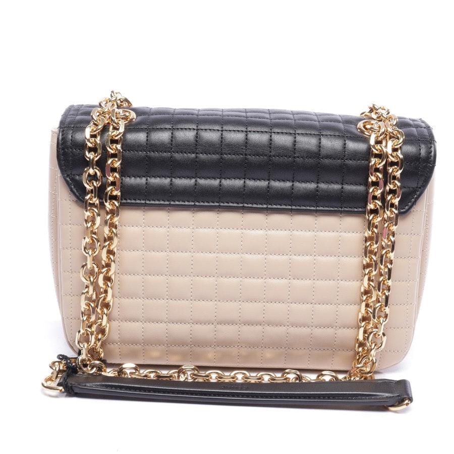 shoulder bag from Céline in beige and black - c bag medium - new