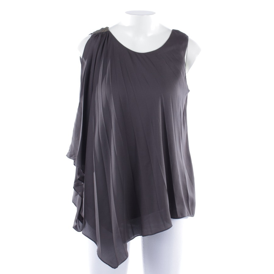 shirts / tops from Halston Heritage in grey size DE 32 US 2