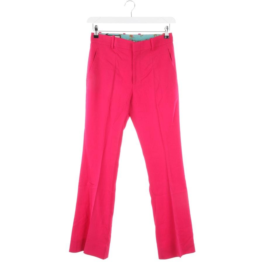 Hose von Gucci in Pink Gr. 34 IT 40 - Neu