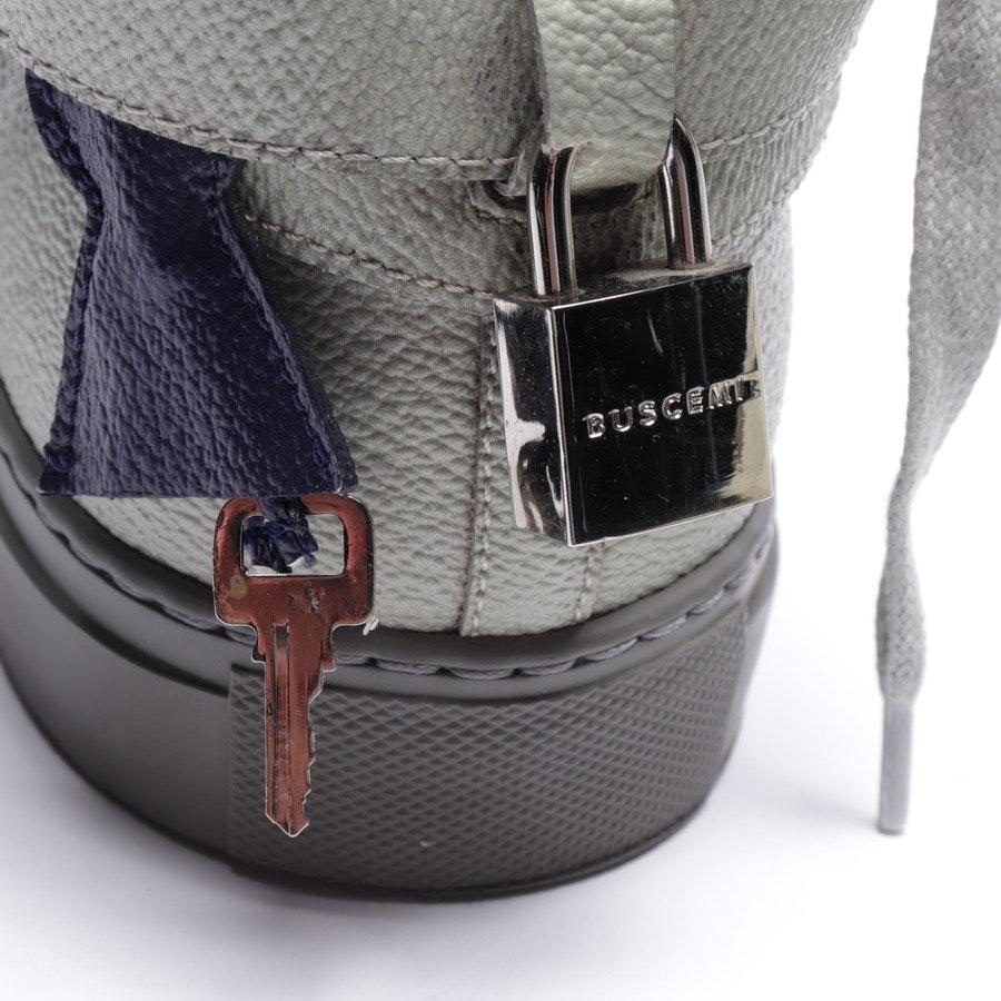 High-Top Sneaker von Buscemi in Grün und Blau Gr. EUR 42