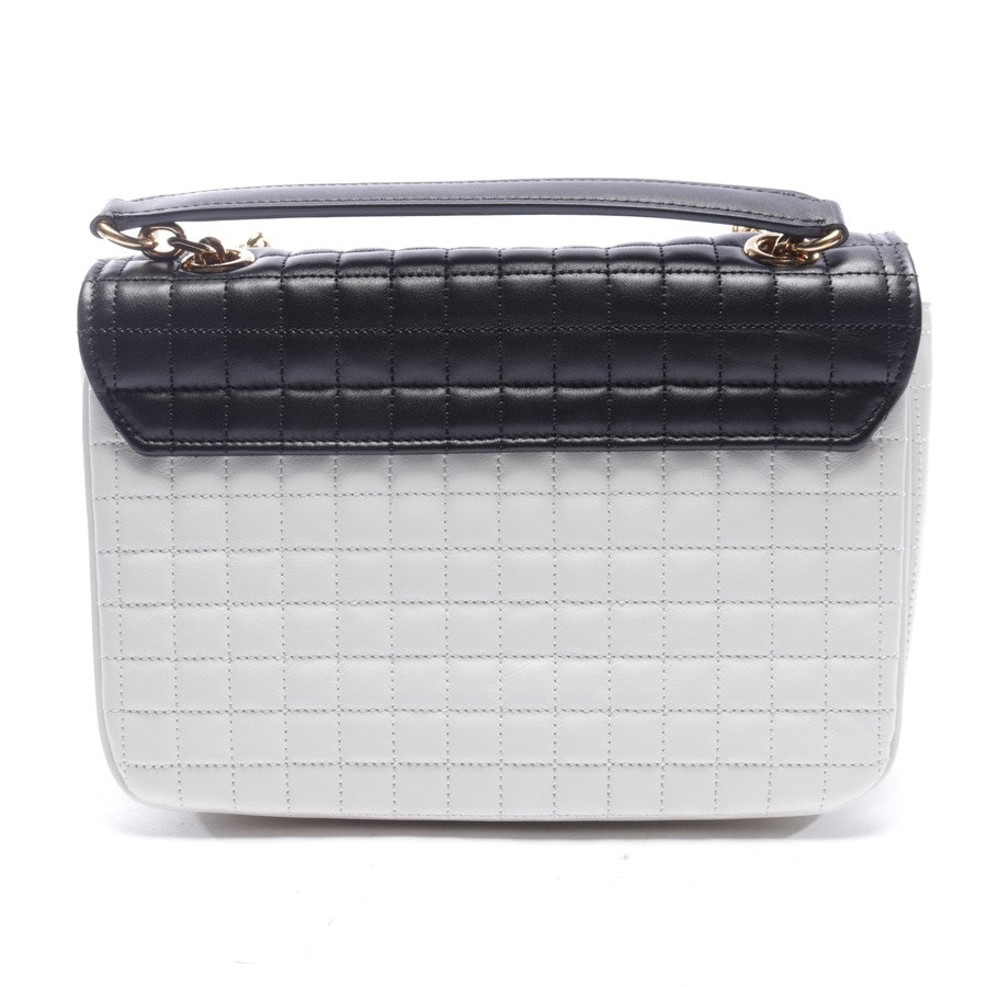 shoulder bag from Céline in black and white - c bag medium - new
