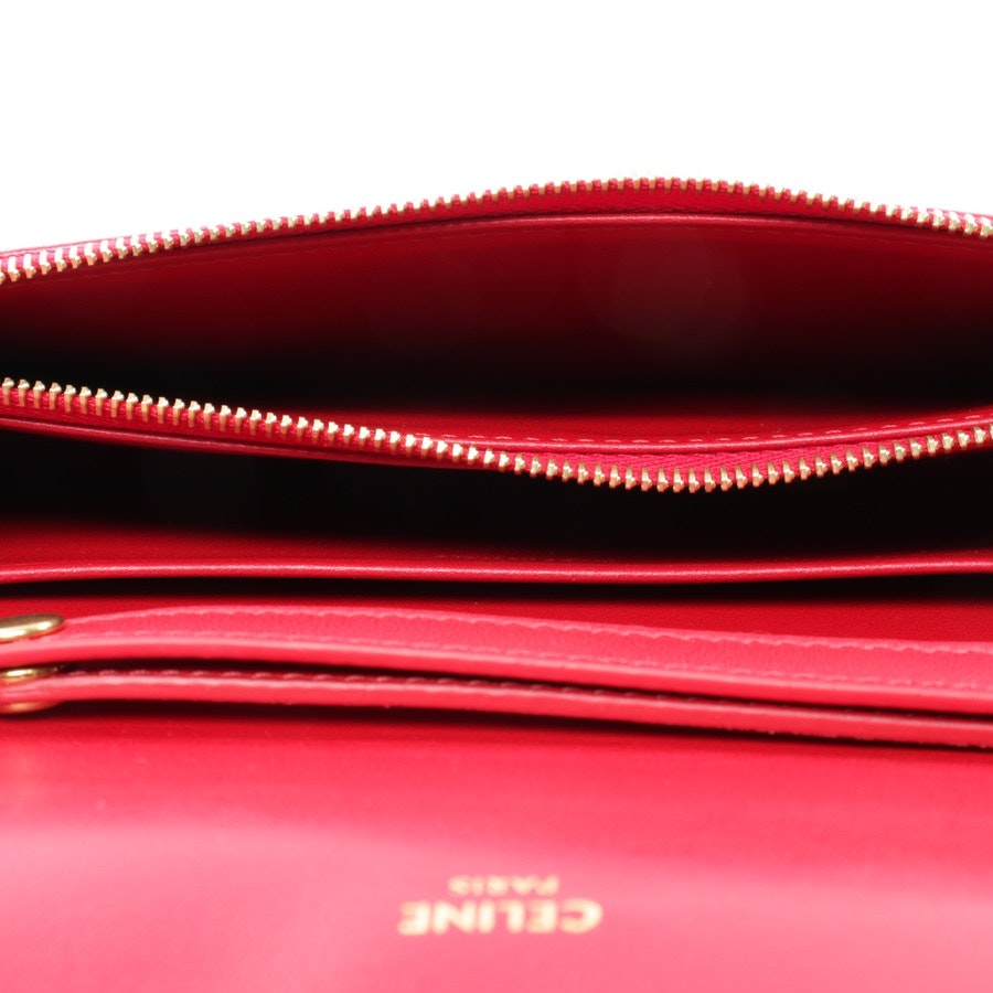 evening bags from Céline in red