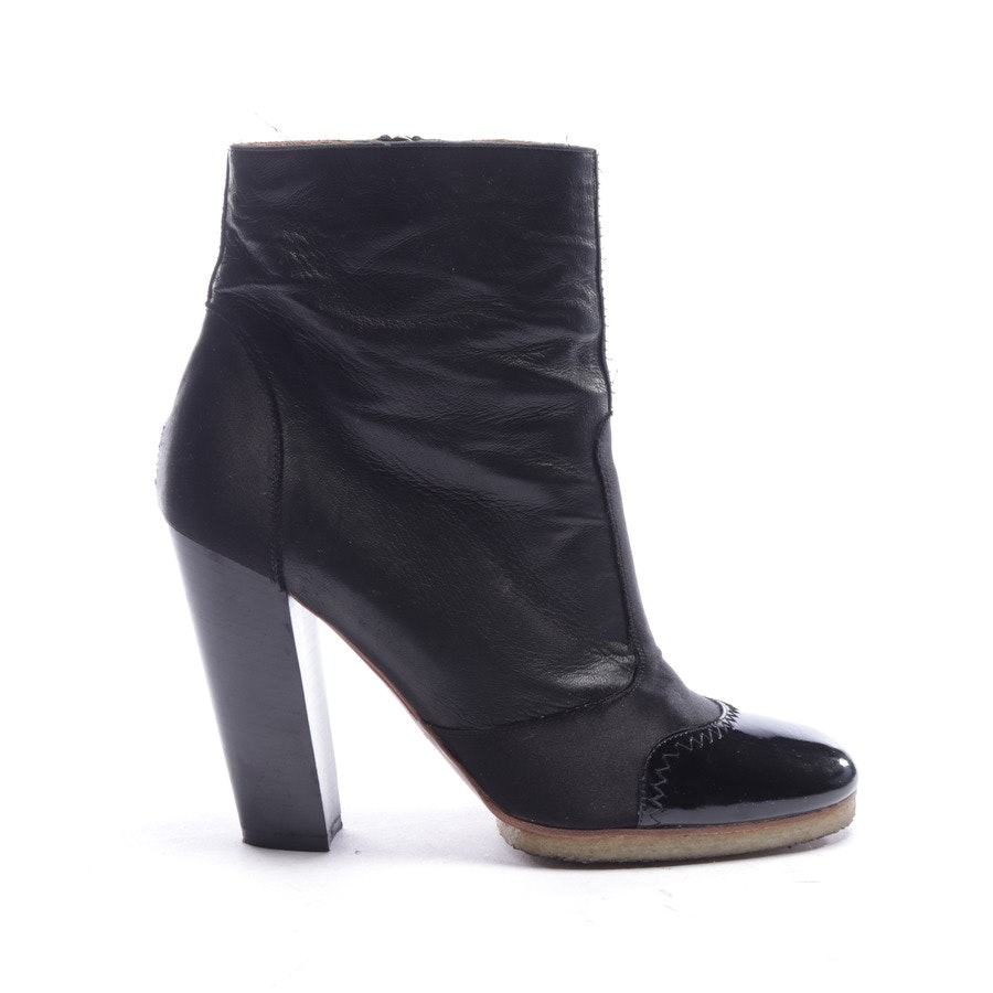 ankle boots from Lanvin in black size EUR 40,5