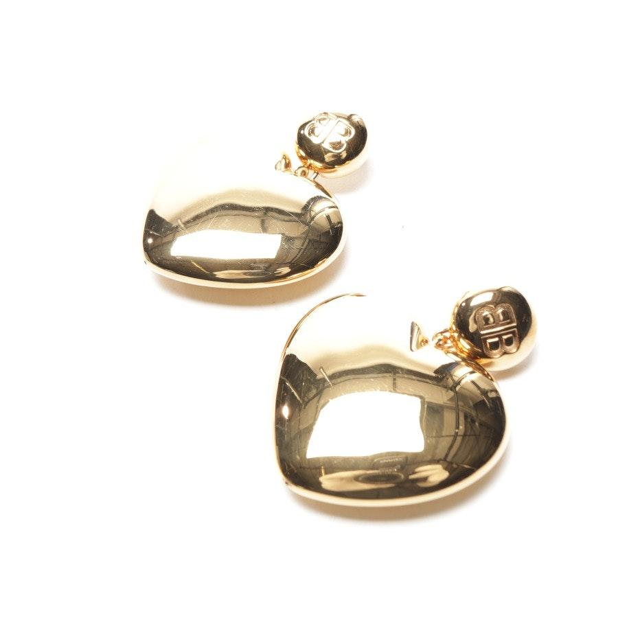 Ohrringe von Balenciaga in Gold - Susi