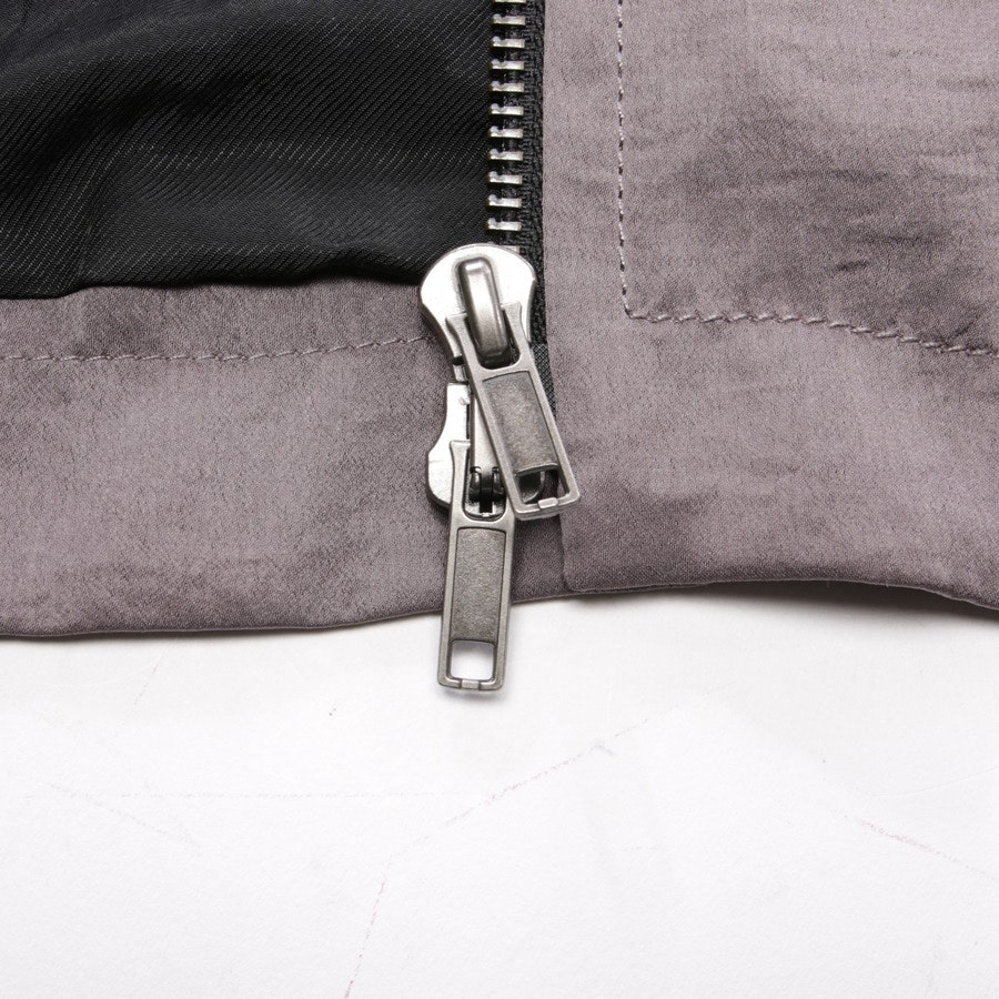between-seasons jackets from Haider Ackermann in silver size M