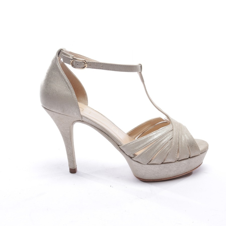 heeled sandals from Unisa in champagne size EUR 39