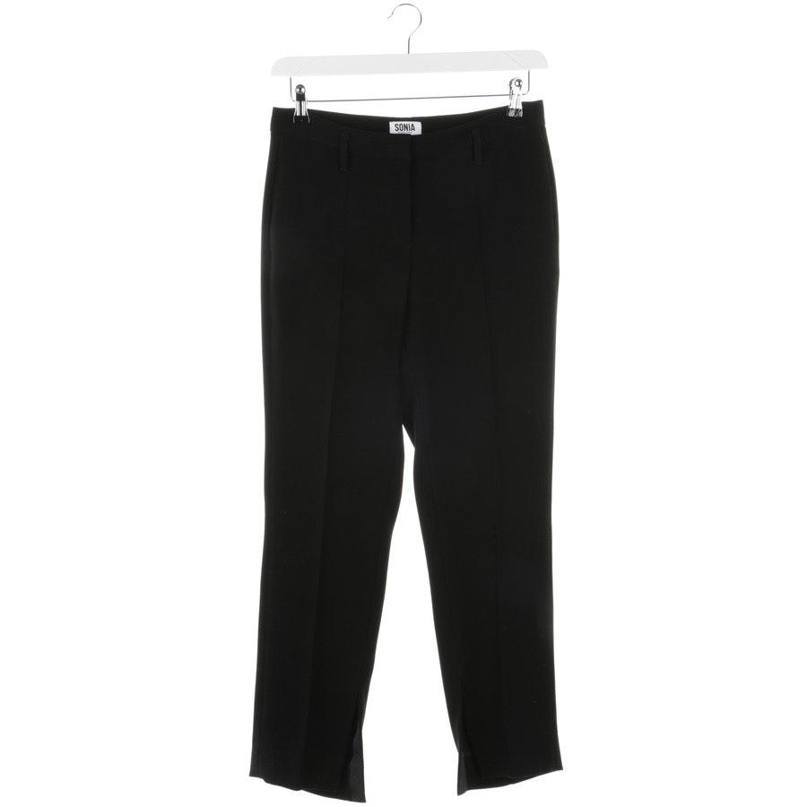 trousers from Sonia Rykiel in black size 38 FR 40