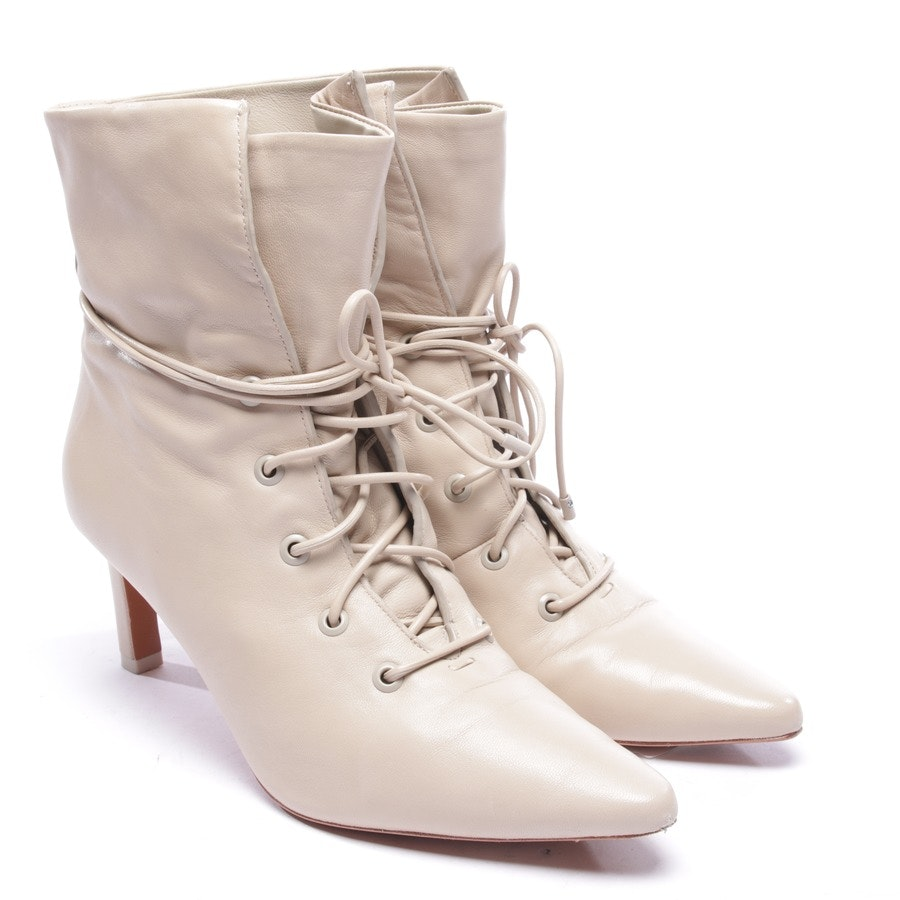 ankle boots from Zimmermann in beige size EUR 39