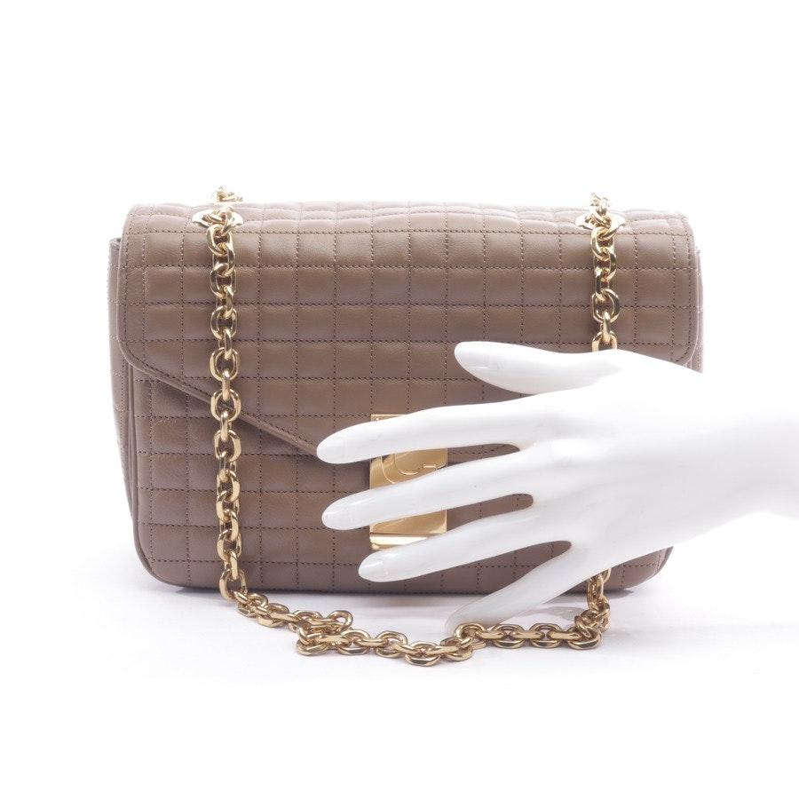 shoulder bag from Céline in brown - c bag medium - new