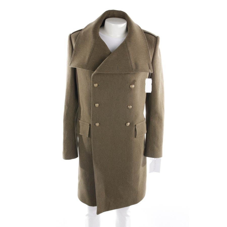 between-seasons jackets from Balmain in olive size 50