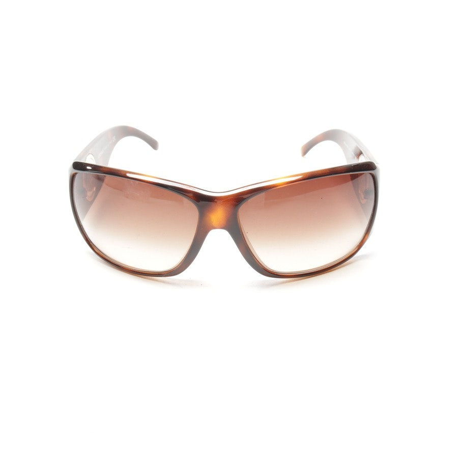 sunglasses from Versace in brown
