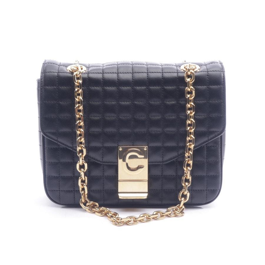 Schultertasche von Céline in Schwarz - Neu - C Bag Small