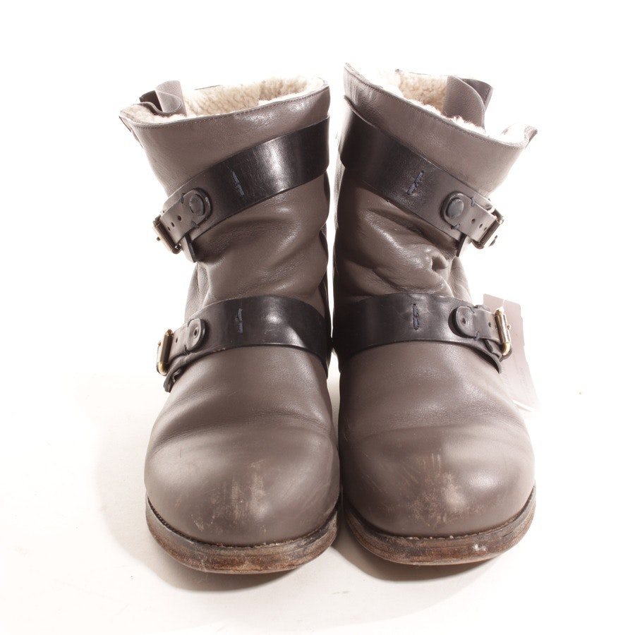 ankle boots from Chloé in brown size D 36