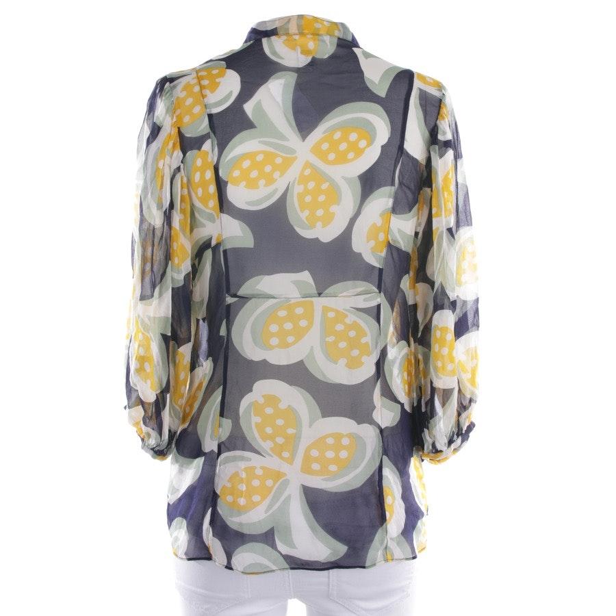blouses & tunics from Diane von Furstenberg in graugrün size S / P