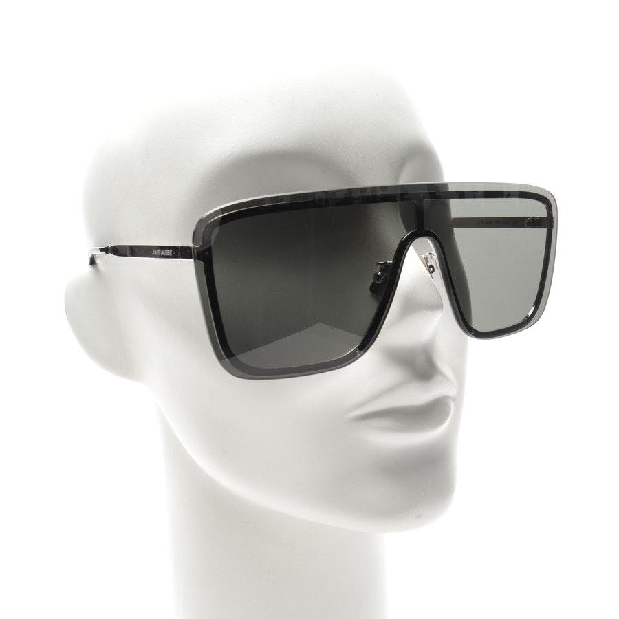 Sonnenbrille von Saint Laurent in Schwarz - SL364MASK