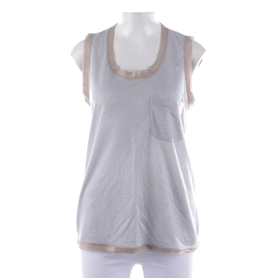 Shirt von Dolce & Gabbana in Hellgrau Gr. 34 IT 40