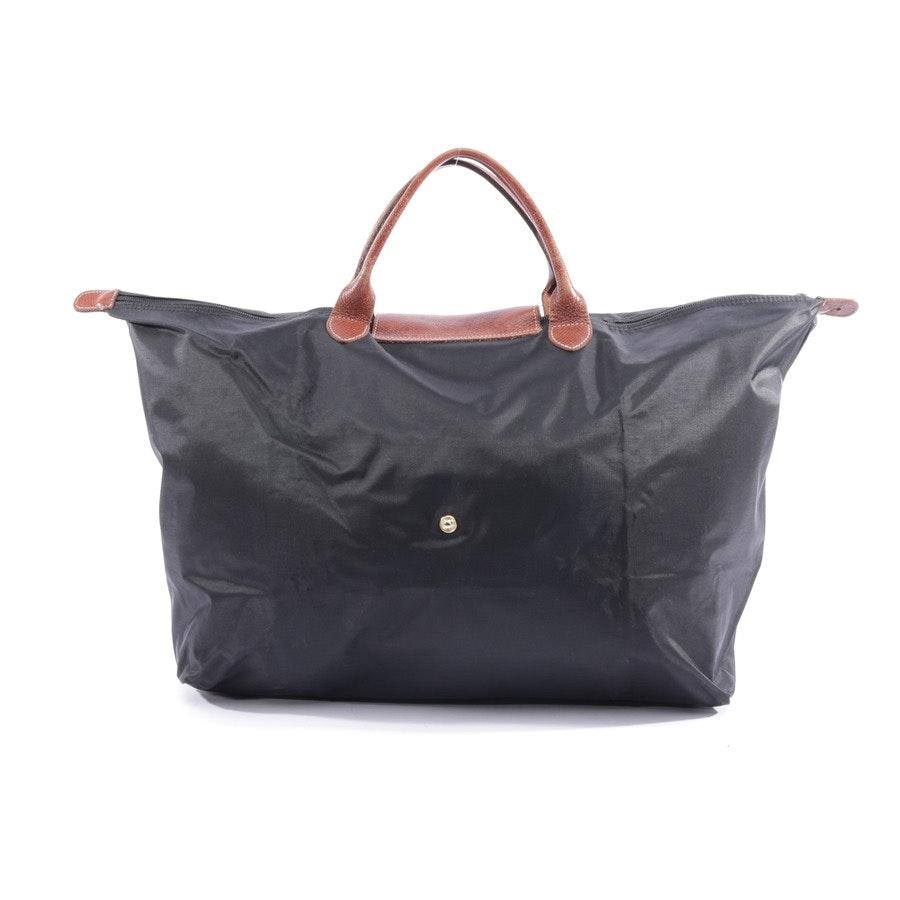 handbag from Longchamp in black - le pliage l