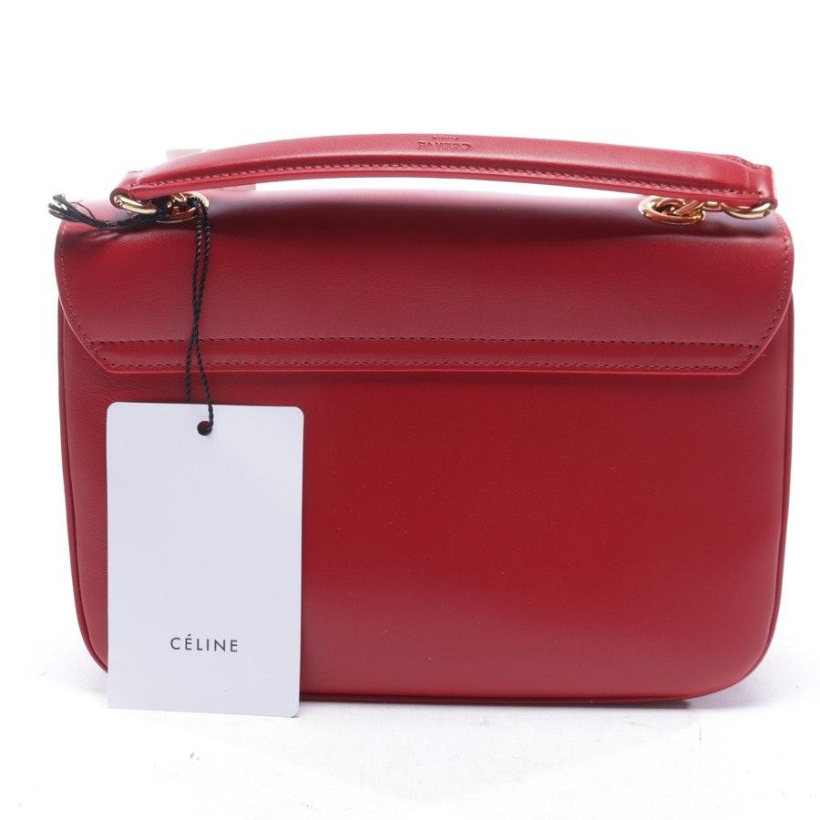 Umhängetasche von Céline in Rot - Medium C - Neu
