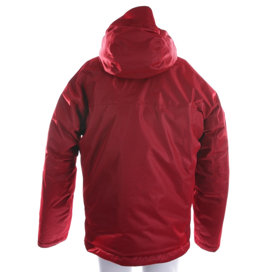 winter coat from Blauer USA in ruby red and blue size L - new