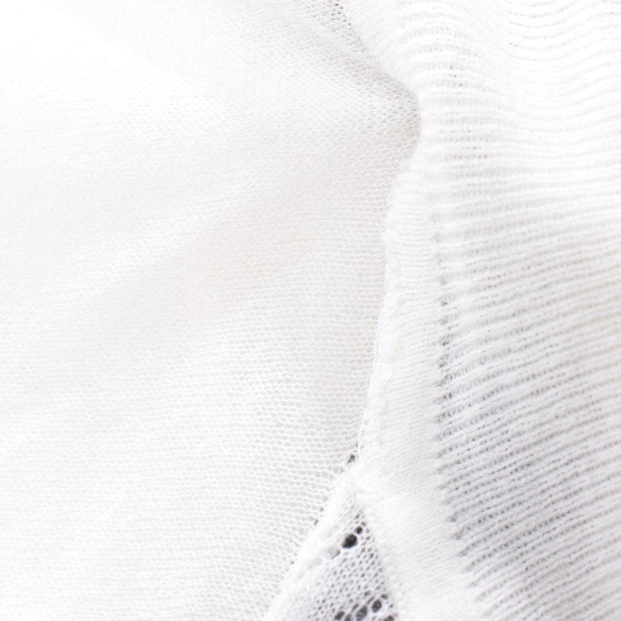 Strickshirt von Gabriela Hearst in Creme Gr. S - NEU