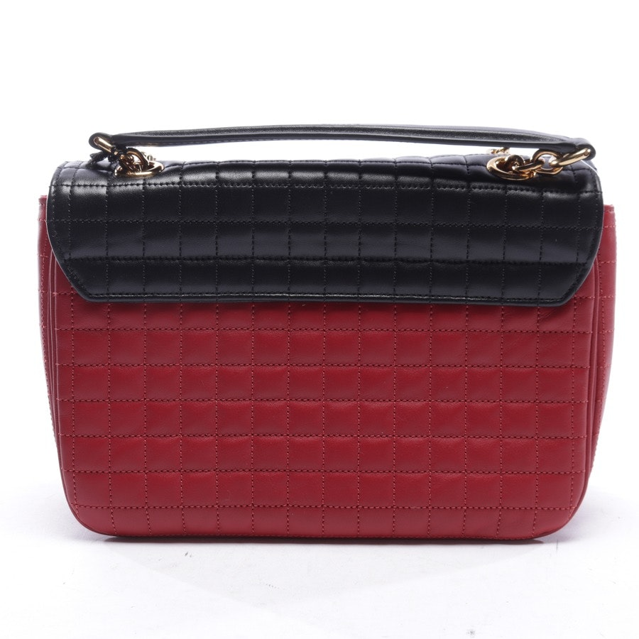 shoulder bag from Céline in black and red - c bag medium - new