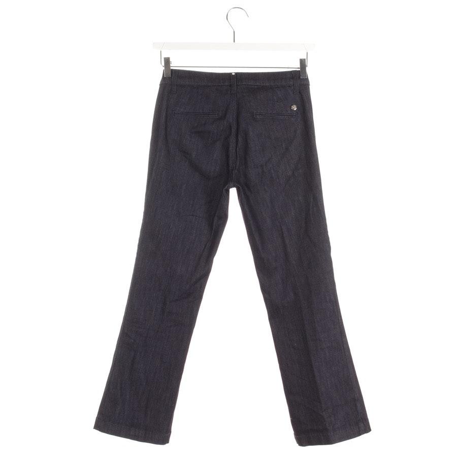 trousers from Liu Jo in night blue size W28