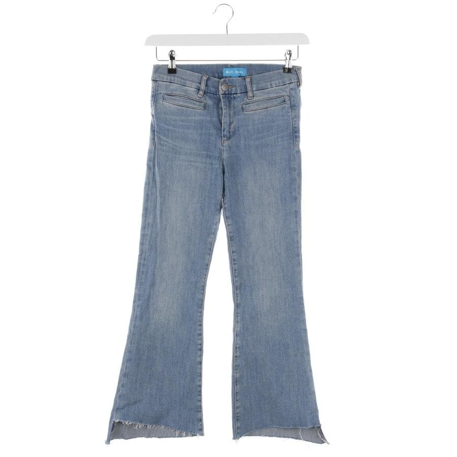 Jeans von MiH in Blau Gr. W28