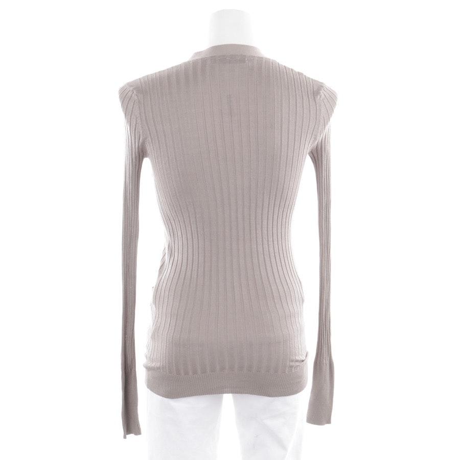 knitwear from Allude in beige brown size S