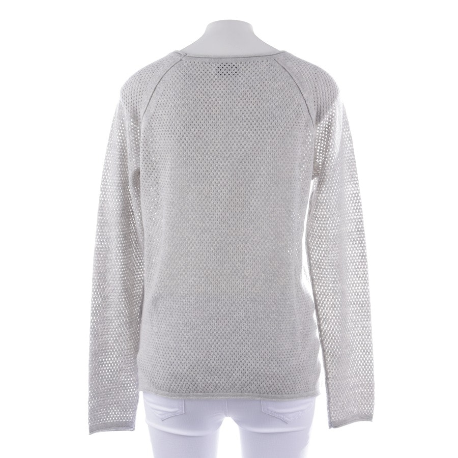 Pullover / Strickjacke von Grace in Grau Gr. M